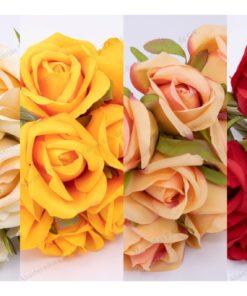 bouquet-boton-de-rosa-satin-color-variedad-con-9-flores-artificial-de-venta-en-abastecedorademercerias.com