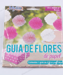 adorno-guia-con-7-flores-de-papel-rosa-de-2.2-m-de-venta-en-abastecedorademercerias.com-mexico