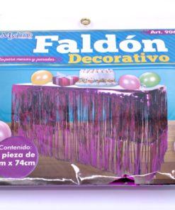 adorno-faldon-decorativo-para-mesa-color-fiusha-de-venta-en-www.mercerias.net-y-abastecedorademercerias.com-mexico